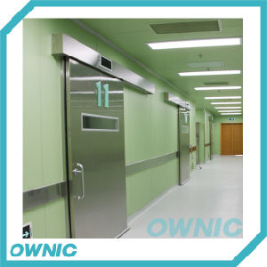 Accept Different Size Zftdm-2 Stainless Steel Hot X-ray Sliding Door pictures & photos