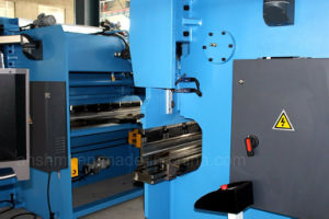 160-300 Ton CNC Sheet Metal Press Brake (WC67Y) pictures & photos