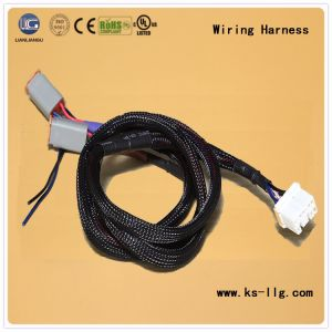 Wire Harnesses Customized Design for Industrial Robotic Rotating and Tilting Tables wholesale industrial harness, china wholesale industrial harness