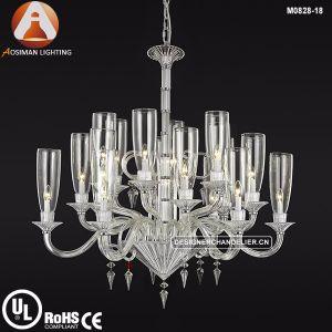 18 Light Baccarat Crystal Mille Nuits Chandelier