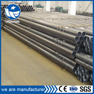 Prime Quality Carbon Welded Steel Pipes (round, square, rectangular) pictures & photos