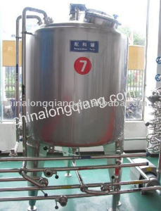 Juice Mixing Tank with Agitator pictures & photos