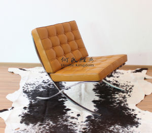 Barcelona Chair Ponyskin (8031-1 ponyskin) pictures & photos