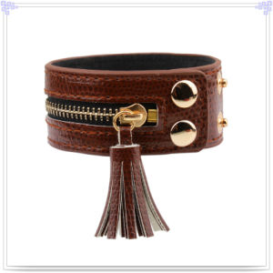 Fashion Accessories Leather Bracelet Leather Jewelry (LB772)
