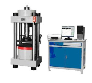 Automatic Compression Testing Machine YAW-2000B pictures & photos