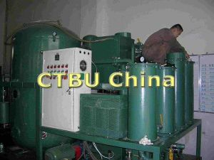 Brown Color of Used Transformer Oil Regeneration pictures & photos