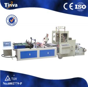 High Speed Plastic Zip Lock Bag Making Machine pictures & photos