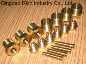 Copper Forging Part, Brass Forging Part/Brass Tube pictures & photos