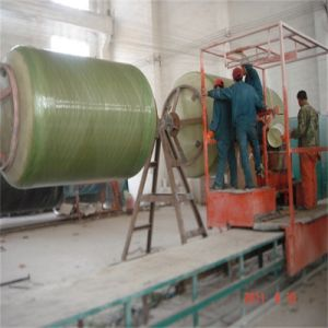 Horizontal Tank Winding Machine FRP Tank Mould pictures & photos