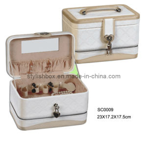 Functional Cosmetic and Jewelry Storage Box (SC0009)
