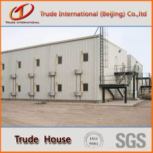 H Steel Modular/Mobile/Prefab/Prefabricated Office Building pictures & photos
