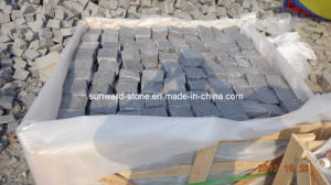 G654 Granite Cube Stone for Paving