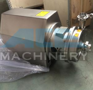 Sanitary Stainless Steel Centrifugal Pump/Milk Pump/Beer Pump (ACE-B-X3) pictures & photos