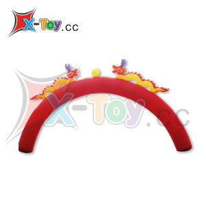Outdoor Advertising Inflatable Arch (CH-GG3007)
