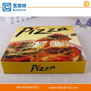 Customized 1-4colors Printing Cardboard Pizza Box