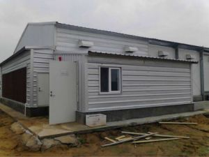 Chicken House/Poultry House with Full Set Farm Automatic Poultry Equipment