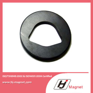 Strong Customized Ferrite Ring Magnet for 2017 Customer Usage on Motor