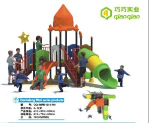 2014 Kindergarten Outdoor Playground with TUV Certificate (QQ-MN012) pictures & photos