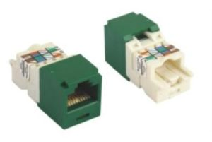 Cat 6 Shielded Standard Module FTP Keystone Jack