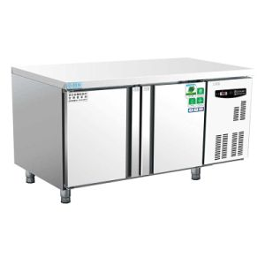 En 2 Door Under Counter Freezer