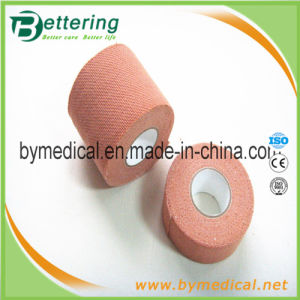 Ankle Wrapping Elastic Adhesive Eab Elastoplast Cloth Strapping Tape pictures & photos