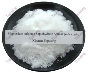 Magnesium Sulphate Heptahydrate Normal Grade MGO16% pictures & photos