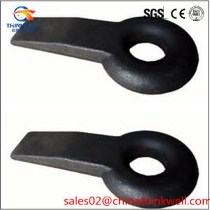 Forged Towing Eye for Drawbar Coupling pictures & photos