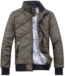 Mens Softshell Winter Padding Fashion Jacket (YF-008) pictures & photos