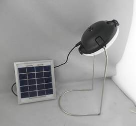 Wonderful Design Solar Portable USB LED Reading Light Hand Lamp pictures & photos