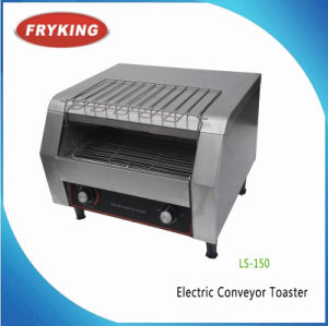 Commercial Electric Conveyor Bread Toaster for Restaurant pictures & photos