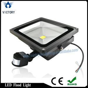 Waterproof 50W Sensor LED Floodlight pictures & photos