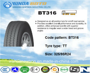 China Cheap Truck & Bus Radial Tyres 325/95r24