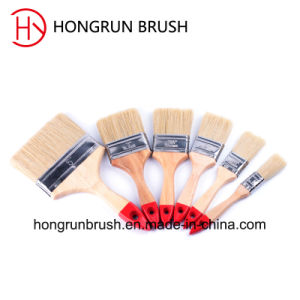 Paint Brush with Wooden Handle (HYW0433) pictures & photos