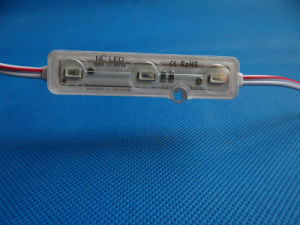 High Power Light DC12V 5730 3LEDs Injection LED Module pictures & photos