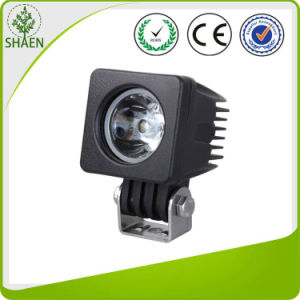 IP67 CREE 10W Flood Beam LED Work Light pictures & photos