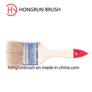 Wooden Handle Paint Brushes Hy001 pictures & photos