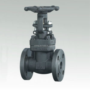 Forged Steel Flanged Gate Valve (Z41Y-150C)