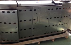 Sheet Metal Fabrication Mild Steel Services