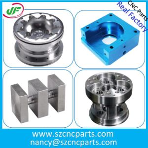 Aluminum, Stainless, Iron Made CNC Parts Used for Optical Communication pictures & photos