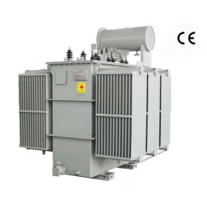 Three Phase Induction Furnace Rectifier Transformer (ZPS-7000/35)