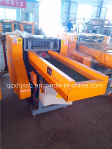 Non-Woven Cutting Machine Non-Woven Fabric Cut off Equipment pictures & photos