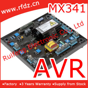 China [Stock] Mx341 AVR for Stamford / Auto Voltage Regulator ... on