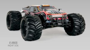 4wheel Drive 2.4G 1: 10 Scale Remote Control Racing Car pictures & photos