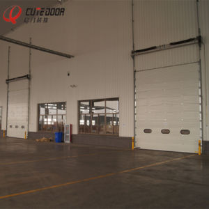 Automatic Electric Vertical Lift Overhead Industrial Warehouse Garage  Interior Door