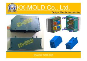 Plastic Injection Mould/Plastics Case Part Mould pictures & photos
