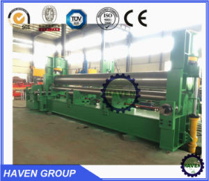 Haven Brand Mechanical Type Three Roller Rolling and Bending Machine W11-8X2500 pictures & photos