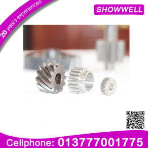 High Tolerance Manufacture Gears 45 Degree Precision Helical Gear Shaft Planetary/Transmission/Starter Gear