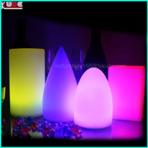 Egg Table Lamp Rechargeable Table Lamp Color Change Decoration Lamp pictures & photos