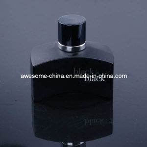 100ml Black Men Perfume Bottle