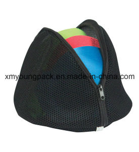 Fashion Black Micro Mesh Bra Wash Bag pictures & photos